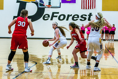 HS Sports - Girls Basketball - Feb 12, 2016