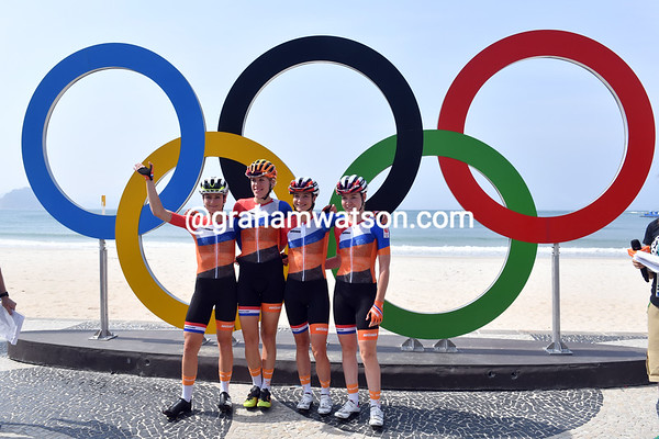 Olympic Games - Womens Road Race (Rio de Janeiro), 137kms