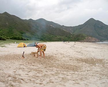 Tai Long Wan, NT - Camping