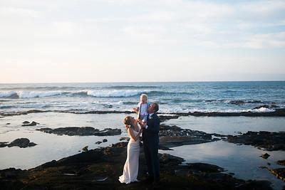 Dixie + Dan Four Seasons Hualalai Wedding