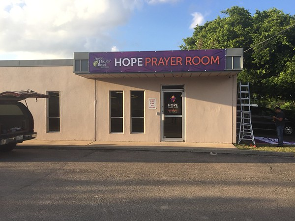 [2015-2016] HOPE Prayer Room Building Project