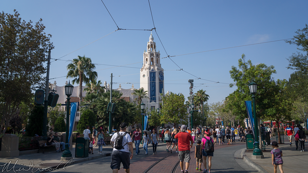 Disneyland Resort, Disney California Adventure, Buena, Vista, Street