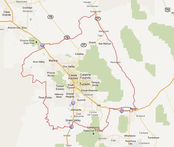 Tucson 300 Planning