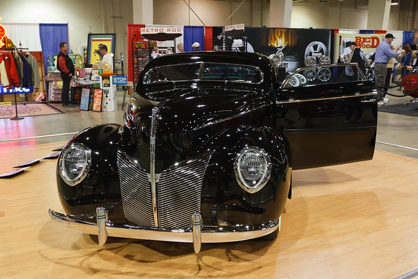 62nd Grand National Roadster Show - 2011