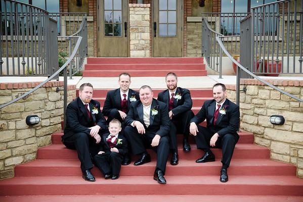 Bayliss-Gravel Wedding