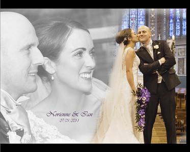 Ian & Norienne Graphi Studio Wedding Album