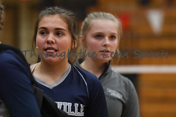 Wilsonville vs. Thurston Playoff High School Volleyball