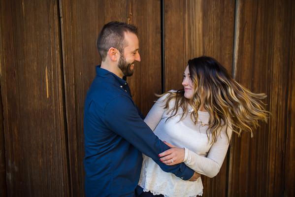 Sarah + Joe's Engagement