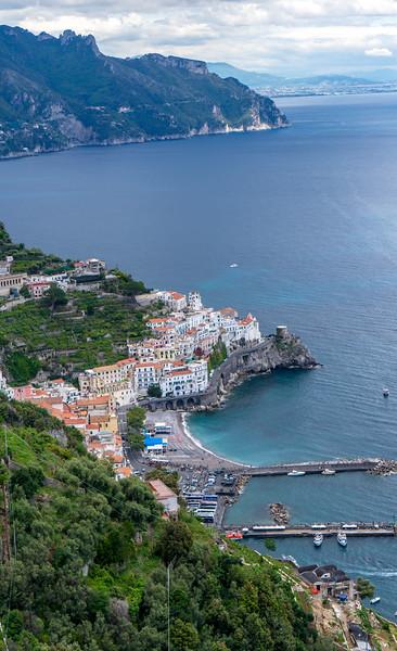 Italy- Amalfi Coast