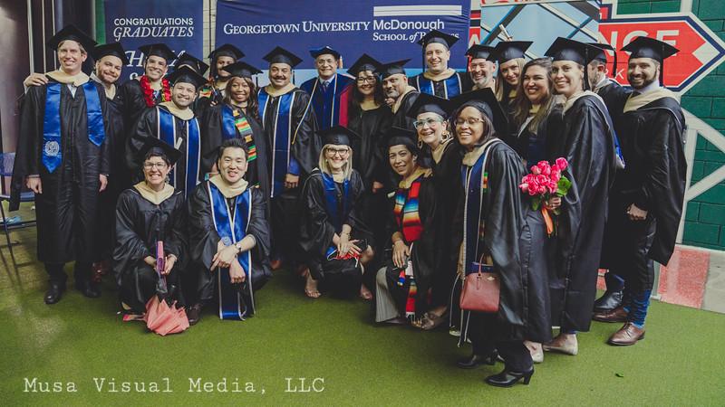 Georgetown Graduation May 24, 2021