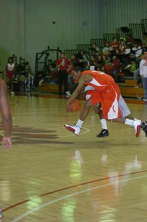 2009 - 2010 Coffeyville Community College basketball