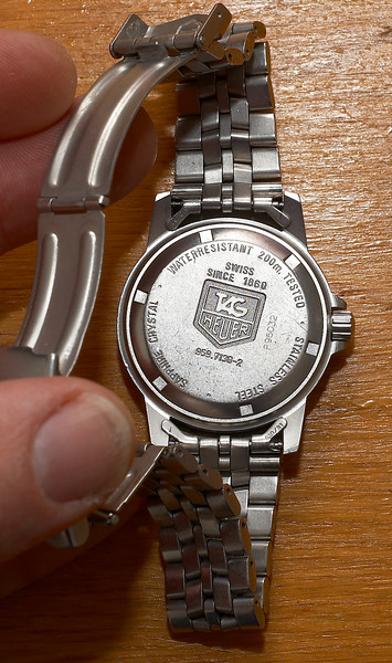 Tag Heuer 1500 Large Dive Watch (SOLD)