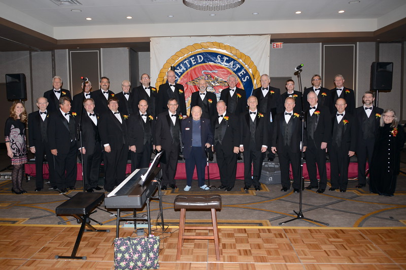 Marine Corps Ball - Naperville, Illinois - November 10, 2016