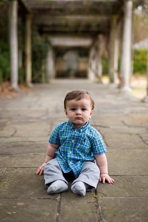 Nolan at 9 months