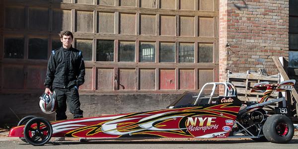 Codie Nye Race Car