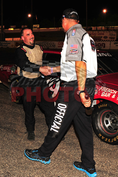 LaCrosse Speedway Races, August 6th, 2011