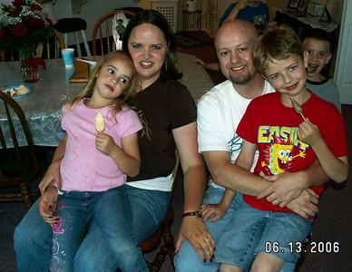 Dave & Julie's Family Photos