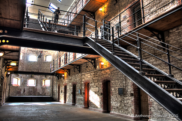 Cork City Gaol - 14/03/15
