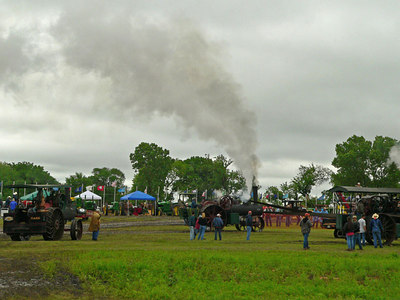 Steam Traction - Pawnee Oklahoma 2006