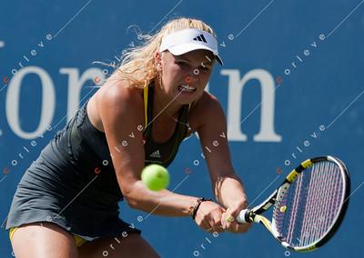 Caroline Wozniacki [DEN] vs Yung-Jan Chan [TPE]-090410