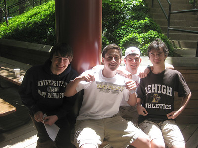 Seniors - College T-Shirt Day