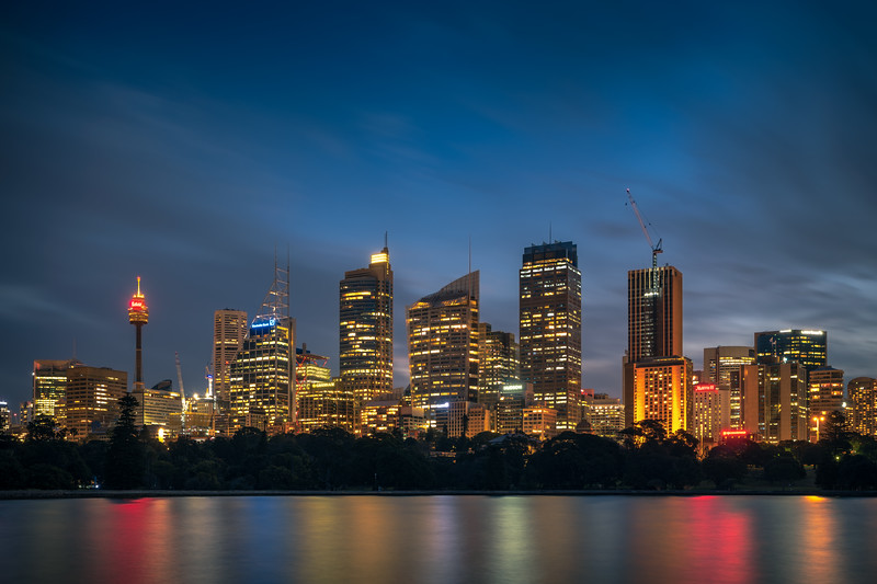 Skyline Rainbow ||Sydney