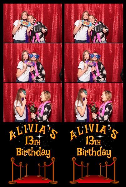 Alivia's 13th Birthday