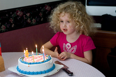 2010-09-25 Beverly's 4th Birthday