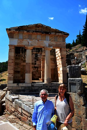 Delphi 15 Site and Museum