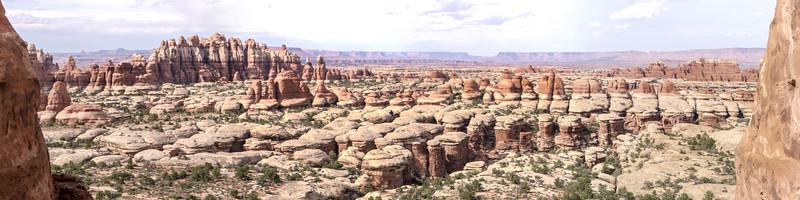 Chesler Park Mushroom City Canyonlands