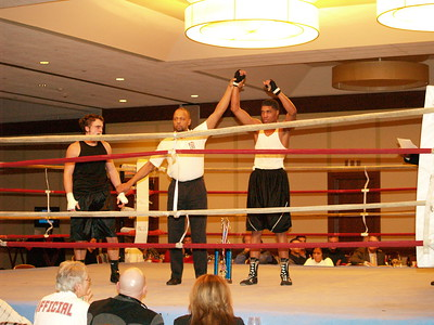 The Victory Center Fight Night January 28, 2011