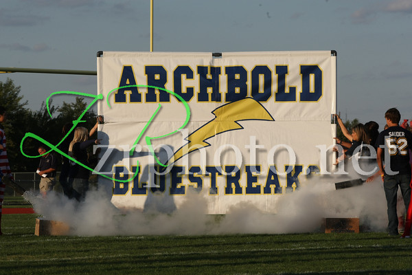 Archbold vs Evergreen 2012 Unprocessed Raw