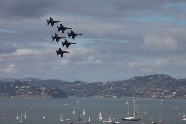 Fleet Week in San Francisco October 2012