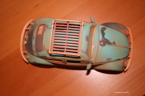 Die-cast and collectibles VW etc