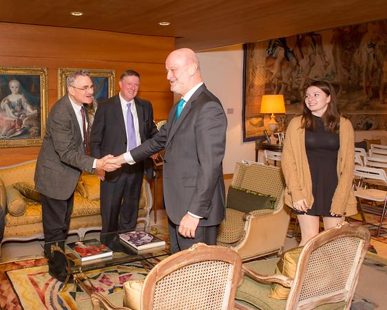 WPA Spanish Ambassador Reception