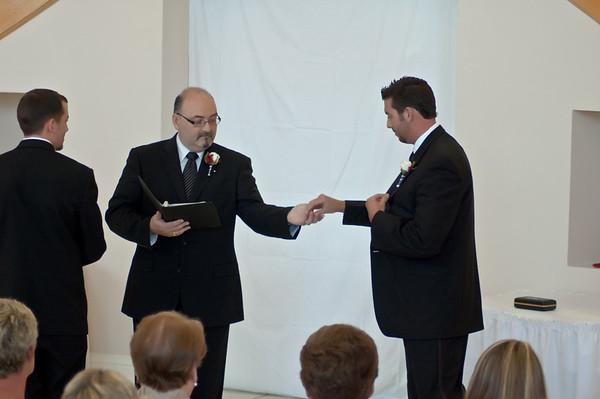 Burns Cox Ceremony