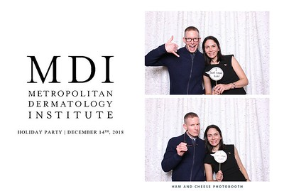 MDI Holiday Party