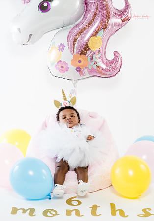 Mikiah Taylor's 6 Month Shoot