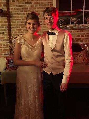 Huwelijk Sabine en Thomas 19-3-2016