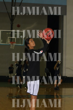 Girls Varsity Basketball 1/08/19