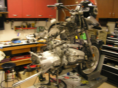 Jim Wright's 1150 GSA