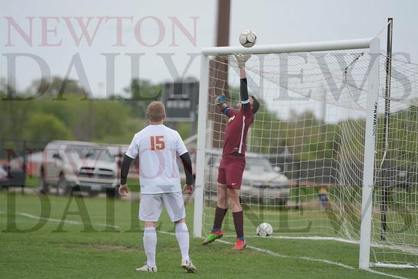 PCM Boys Soccer vs. Knoxville 5-20-19