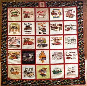 25th Anniversary Quilt