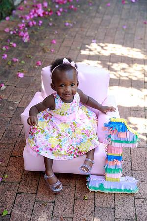McKenzie's First Birthday Shoot