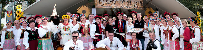 Polish Harvest Festival in Houston Texas
