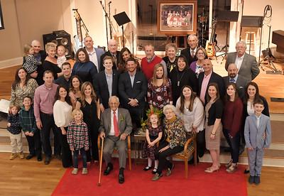 Mr. L.S. Green Celebrates 100th Birthday
