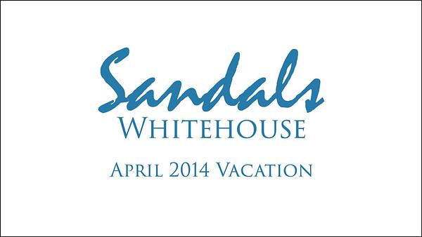 Sandals Whitehouse