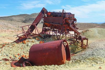Sulfur Mine, Death Valley