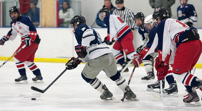 West York vs Red Land CPIHL Ice Hockey