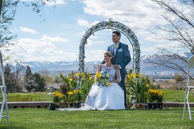Rachel Abare and Chrstian Rezza Wedding